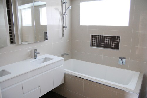 Green Point bathroom renovation