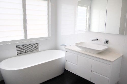 Custom Bathrooms renovation